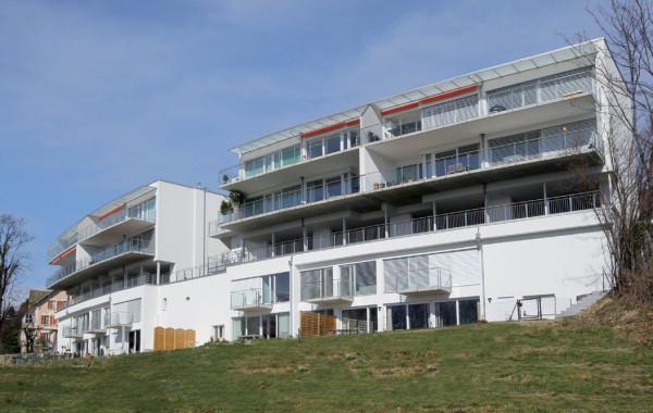 """Immeuble PPE """"La Clé des Champs"""" au Mont-sur Lausanne"""