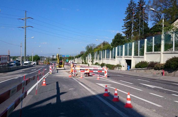 RC 601 – Requalification route de Berne