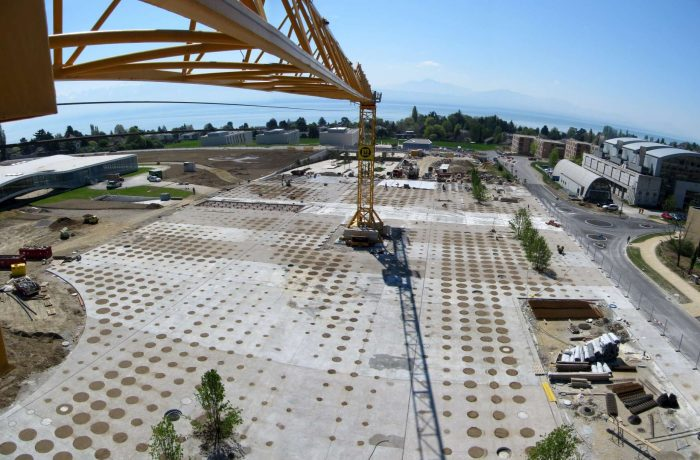 EPFL – Place Cosandey